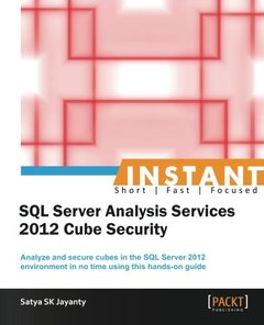 Instant SQL Server Analysis Services 2012 Cube Security-cover