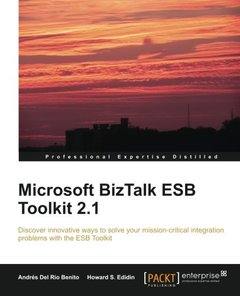 Microsoft BizTalk ESB Toolkit 2.1-cover