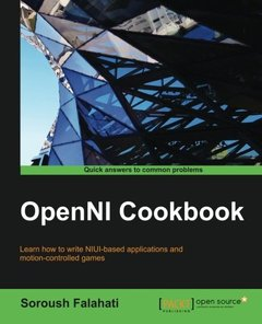 OpenNI Cookbook-cover