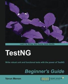 TestNG Beginner's Guide-cover