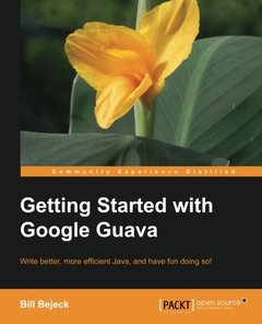Getting Started with Google Guava-cover