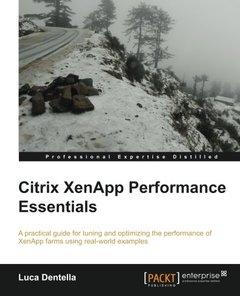 Citrix XenApp Performance Essentials-cover