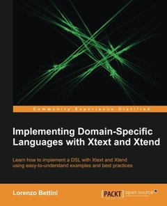Implementing Domain-Specific Languages with Xtext and Xtend-cover