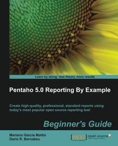 Pentaho 5.0 Reporting by Example: Beginner's Guide-cover