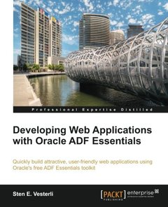 Developing Web Applications with Oracle ADF Essentials-cover