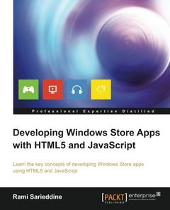 Developing Windows Store Apps with HTML5 and JavaScript-cover