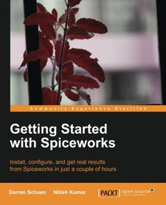 Getting Started with Spiceworks-cover