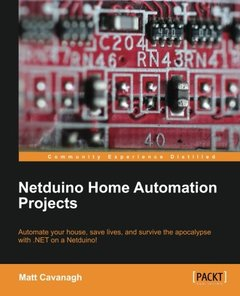 Netduino Home Automation Projects-cover
