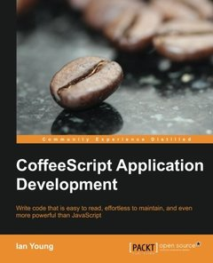 CoffeeScript Application Development-cover