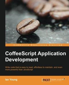 CoffeeScript Application Development-cover