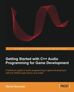 Getting Started with C++ Audio Programming for Game Development-cover
