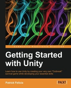 Getting Started with Unity-cover