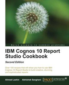 IBM Cognos 10 Report Studio Cookbook,  2/e(Paperback)-cover