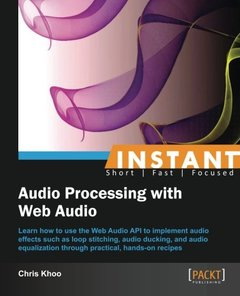 Instant Audio Processing with Web Audio-cover