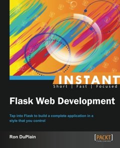 Instant Flask Web Development-cover