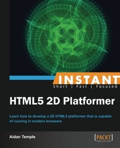 Instant HTML5 2D Platformer-cover