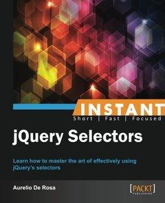 Instant jQuery Selectors-cover