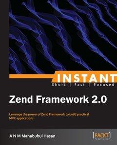 Instant Zend Framework 2.0-cover