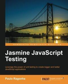 Jasmine JavaScript Testing-cover