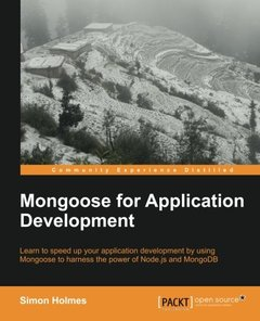 Mongoose for Application Development-cover