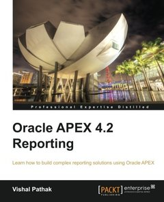 Oracle APEX 4.2 Reporting-cover