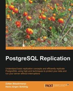 PostgreSQL Replication-cover