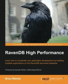 RavenDB High Performance-cover