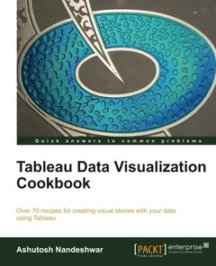 Tableau Data Visualization Cookbook-cover