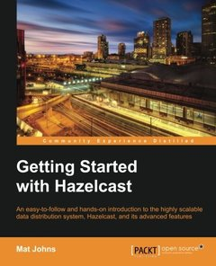 Getting Started with Hazelcast-cover