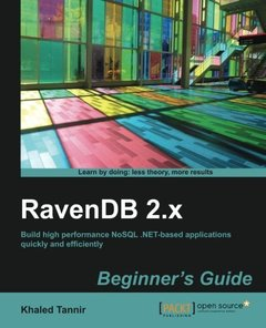 RavenDB 2.x beginner's guide-cover