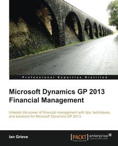 Microsoft Dynamics GP 2013 Financial Management-cover