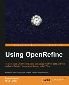 Using OpenRefine-cover