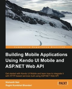 Building Mobile Applications Using Kendo UI Mobile and ASP.NET Web API (Paperback)-cover