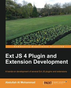 Ext JS 4 Plugin and Extension Development-cover