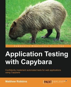 Application Testing with Capybara-cover