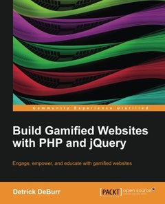 Build Gamified Websites with PHP and jQuery-cover