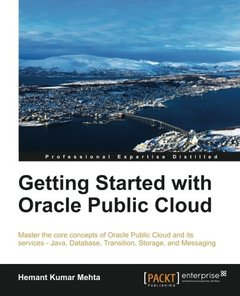 Getting Started with Oracle Public Cloud-cover