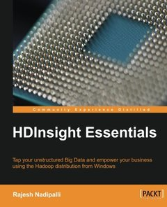 HDInsight Essentials-cover