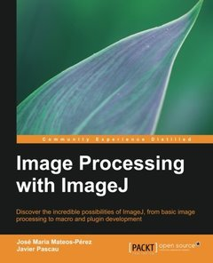 Image Processing with ImageJ-cover