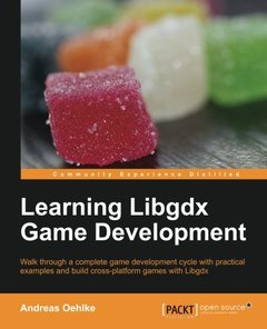 Learning Libgdx Game Development (Paperback)-cover