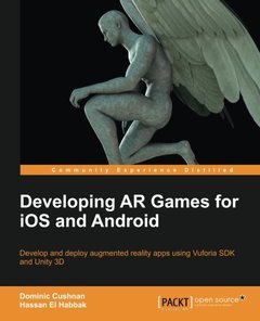 Developing AR Games for iOS and Android-cover