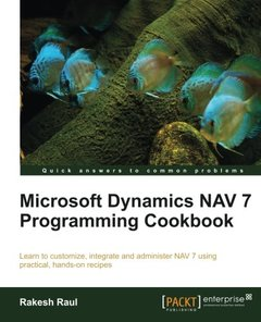 Microsoft Dynamics NAV 7 Programming Cookbook-cover