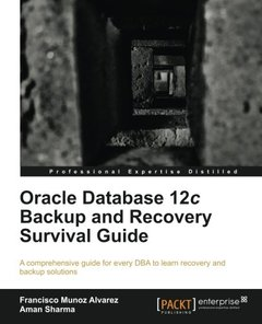 Oracle Database 12c Backup and Recovery Survival Guide-cover
