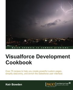 Visualforce Development Cookbook-cover