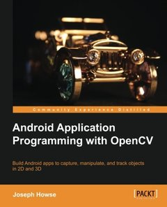 Android Application Programming with OpenCV (Paperback)-cover