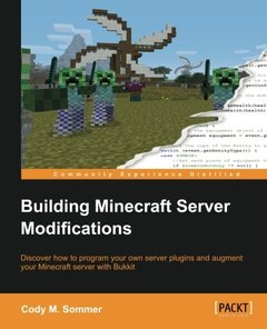 Building Minecraft Server Modifications-cover