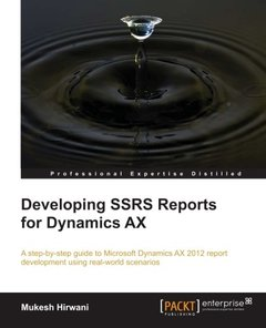 Developing SSRS Reports for Dynamics AX-cover