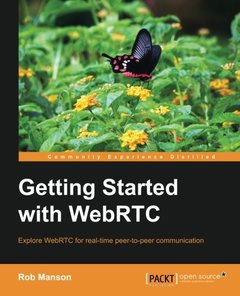 Getting Started with WebRTC-cover