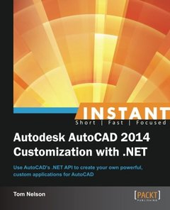 Instant Autodesk AutoCAD 2014 Customization with .NET-cover
