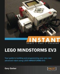 Instant LEGO MINDSTORMS EV3-cover